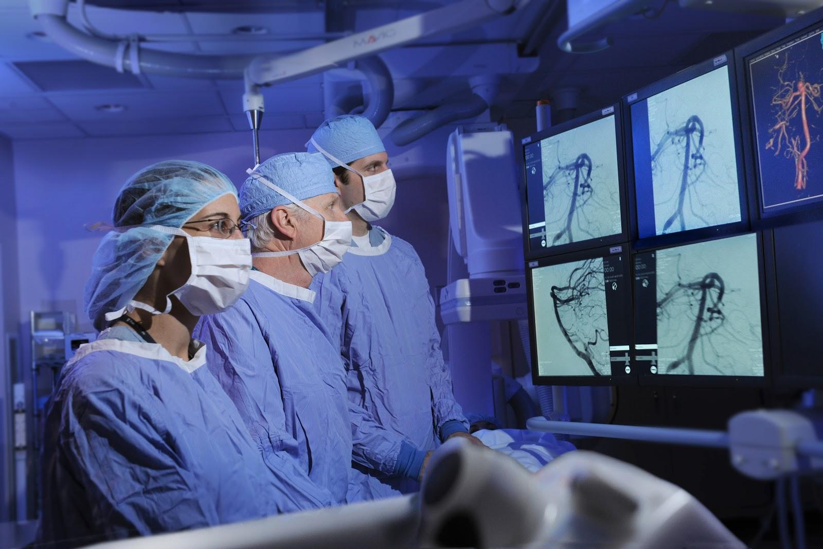 Нейрохирургия в Германии