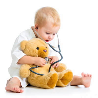 Diagnosis of childhood diseases in Germany